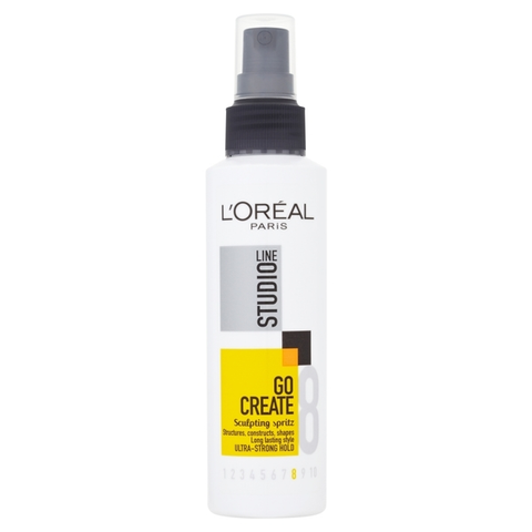 L'Oréal Studio Line Go Create Spritz 150ml in UK