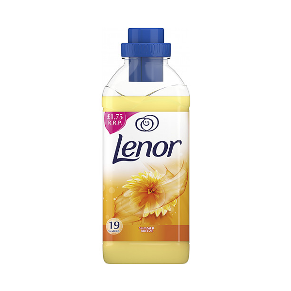 Lenor Summer Fabric Conditioner 665ml 19 Wash in UK