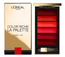 Loreal Color Riche La Palette Lipstick Palette Red