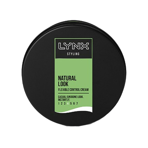 Lynx Styling Natural Look Flexible Control Cream 75ml in UK