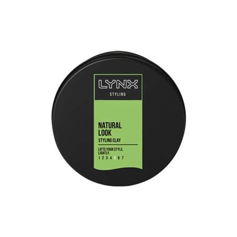 Lynx Styling Natural Look Styling Clay 75ml in UK