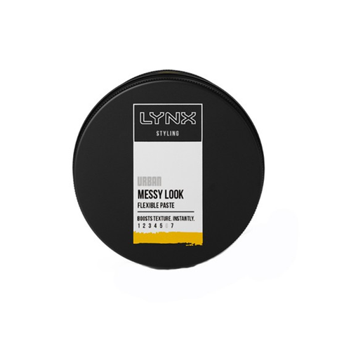 Lynx Styling Urban Messy Look Flexible Paste 75ml in UK