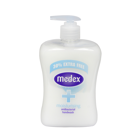 Medex Moisture Anti-Bacterial Hand Wash 650ml in UK