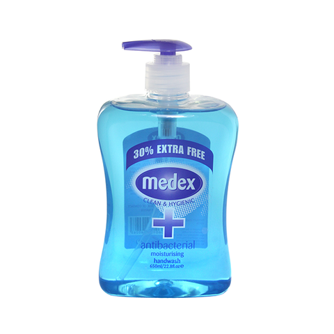 Medex Original Anti-Bacterial Hand Wash 650ml in UK