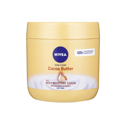Nivea Body Cream Deep Moisture Serum 400ml - Cocoa Butter in UK