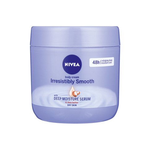 Nivea Body Cream Deep Moisture Serum 400ml - Irresistibly Smooth in UK