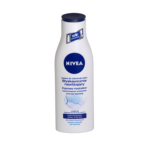 Nivea Dry Skin Lotion 250ml in UK
