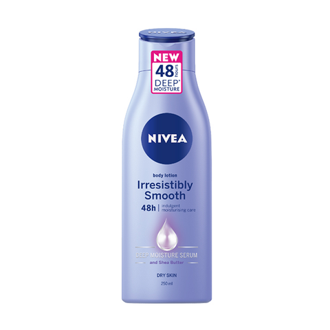 Nivea Irresistibly Smooth Body Lotion 250ml in UK