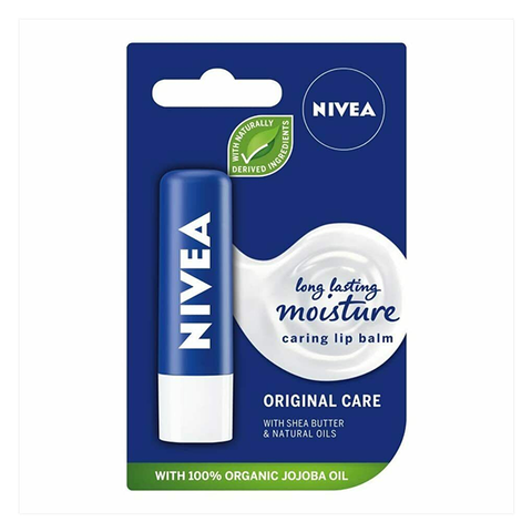 Nivea Original Care Lip Balm 4.8g in UK