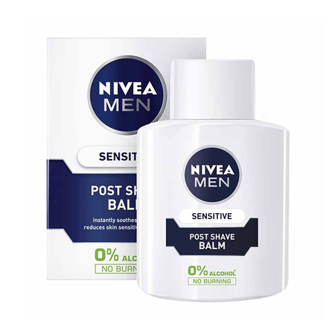 Nivea Men Sensitive Post Shave Balm 100ml in UK