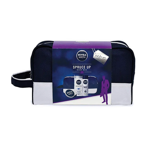 Nivea Men Spruce Up Gift Set 4PC in UK