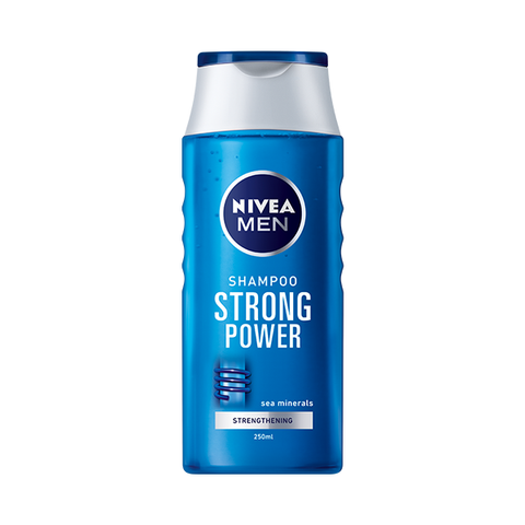Nivea Men Strong Power Shampoo 250ml in UK