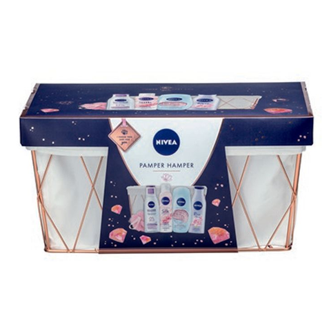 Nivea Pamper Hamper Gift Set 6PC in UK