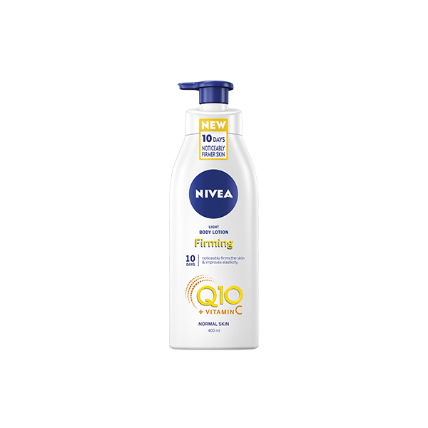 Nivea Q10 + Vitamin C Firming Light Body Care Lotion 400ml in UK