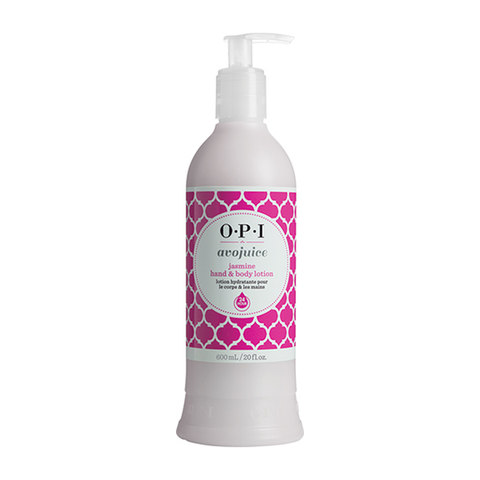 OPI Avojuice Jasmine Hand & Body Lotion 600ml in UK