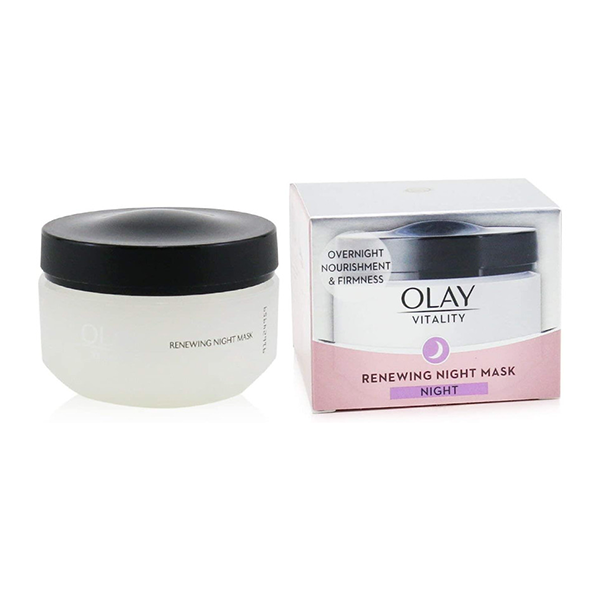 Olay Vivality Renewing Night Cream Face Mask 50ml in UK