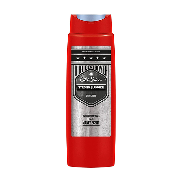 Old Spice Strong Slugger Shower Gel 250ml in UK