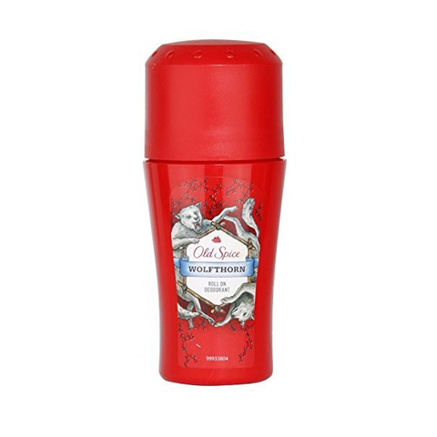 Old Spice Wolfthorn Deodorant Roll-On 50ml in UK