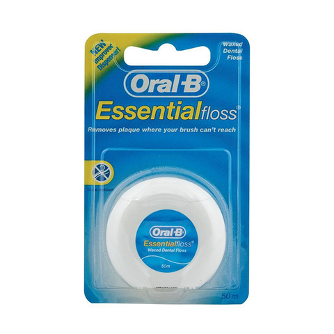 Oral B Essential Floss Regular 50m in UK