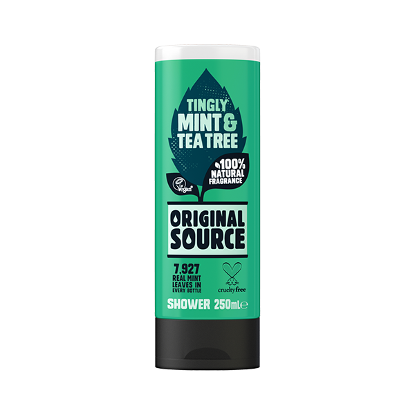 Original Source Tingly Mint & Tea Tree Shower Gel 250ml in UK
