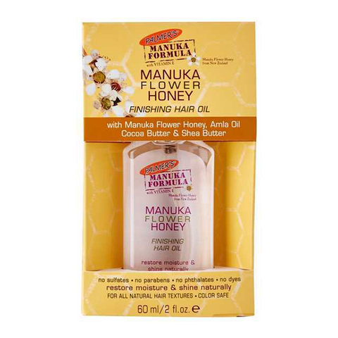Palmer's Manuka - Manuka Flower Honey Finishing Oil 60ml in UK