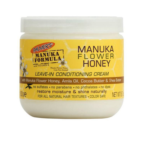 Palmer's Manuka Honey Leave-in Conditioning Cream 190g in UK