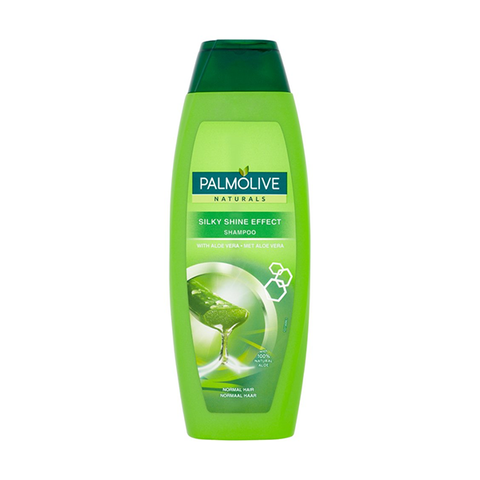 Palmolive Aloe Silky Shine Effect Shampoo 350ml in UK