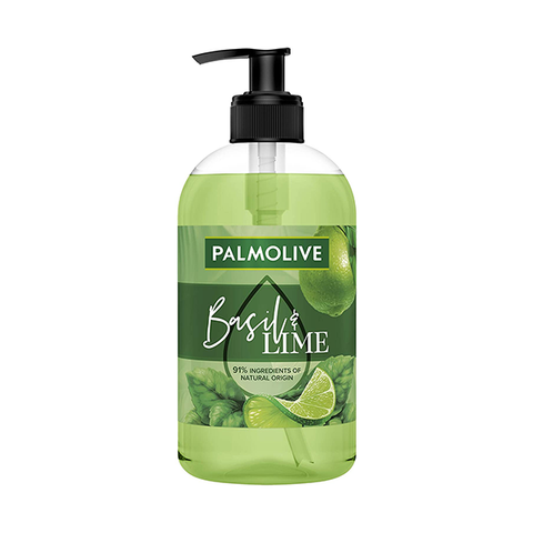Palmolive Basil & Lime Hand Wash 500ml in UK