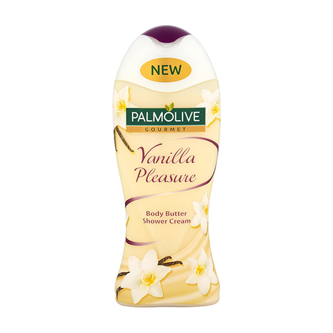 Palmolive Gourmet Vanilla Pleasure Body Butter Shower Cream 250ml