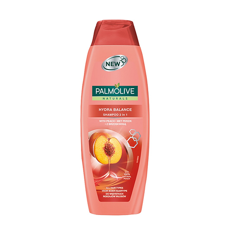 Palmolive Hydra Balance With Peach 2In1 Shampoo 350ml in UK