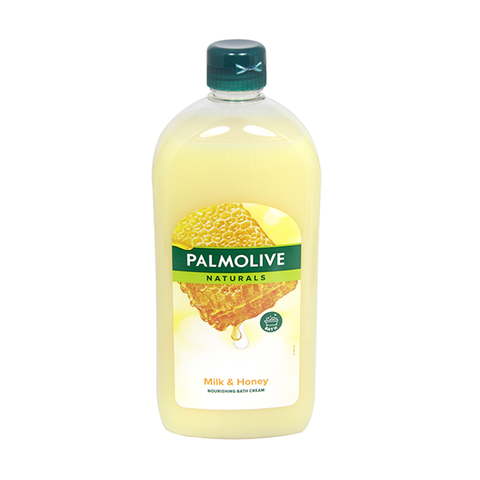 Palmolive Naturals Milk & Honey Nourishing Bath Cream 750ml in UK