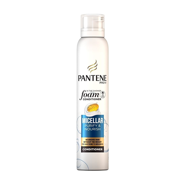 Pantene Pro-V Micellar Purify & Nourish Foam Conditioner 180ml in UK