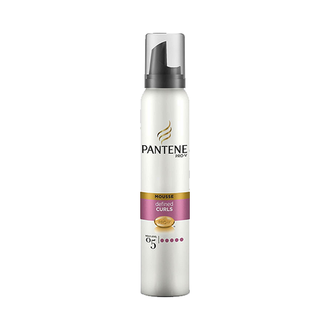 Pantene Defined Curls Extra Strong Hold Mousse 200ml in UK