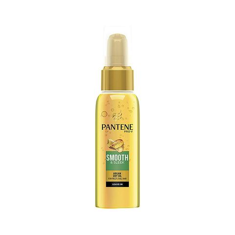 Pantene Smooth & Sleek Argan Oil Hair Treatment 100ml in UK