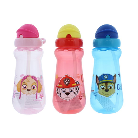 Paw Patrol 400ml Drinks Bottle Assort