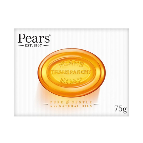 Pears Soap Transparent 75g in UK