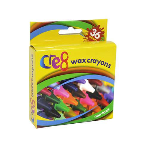 Pennine Kids 36 Wax Crayons in UK