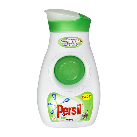 Persil Bio Liquid Detergent 525ml 15 Wash in UK
