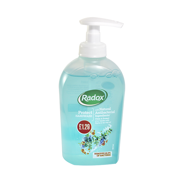 Radox Clean & Protect Hand Wash 300ml in UK
