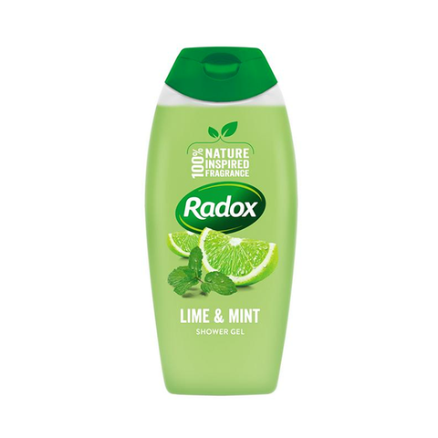 Radox Lime & Mint Shower Gel 400ml