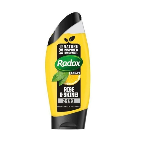 Radox Men Rise & Shine Shower Gel 250ml in UK