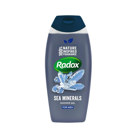 Radox Men Sea Minerals Shower Gel 400ml in UK