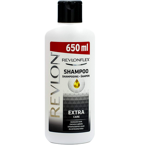 Revlon Flex Economy Size Dry Hair Shampoo 650ml in UK