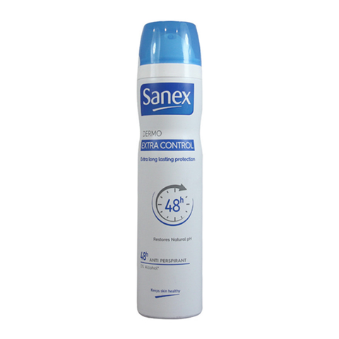 Sanex Dermo Extra Control Anti-Perspirant Deodorant 250ml in UK