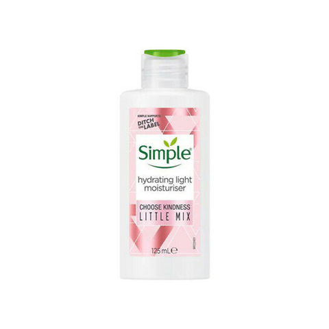 Simple Little Mix Hydrating Light Moisturiser 125ml in UK