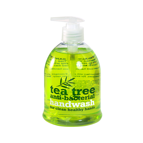 Tea Tree Anti-Bacterial Hand Wash 500ml in UK