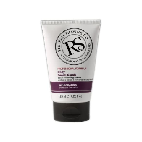 The Real Shaving Co. Professional Formula Face Scrub 75ml in UK