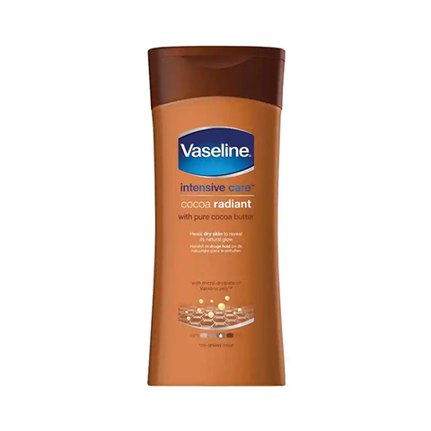 Vaseline Intensive Care Cocoa Radiant Body Lotion 200ml in UK
