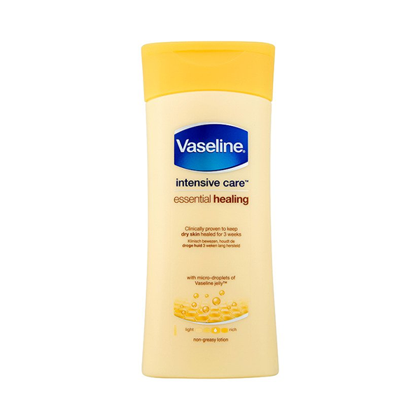 Vaseline Intensive Care Essential Healing Lotion 200ml in UK