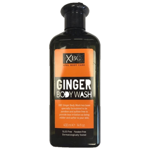 XHC Ginger Bodywash 400ml in UK